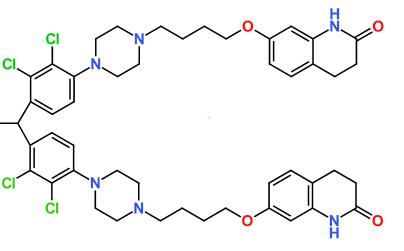 Aripiprazole EP Impurity G (Dimer)