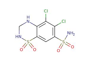5-CHLORO HYDROCHLOROTHIAZIDE
